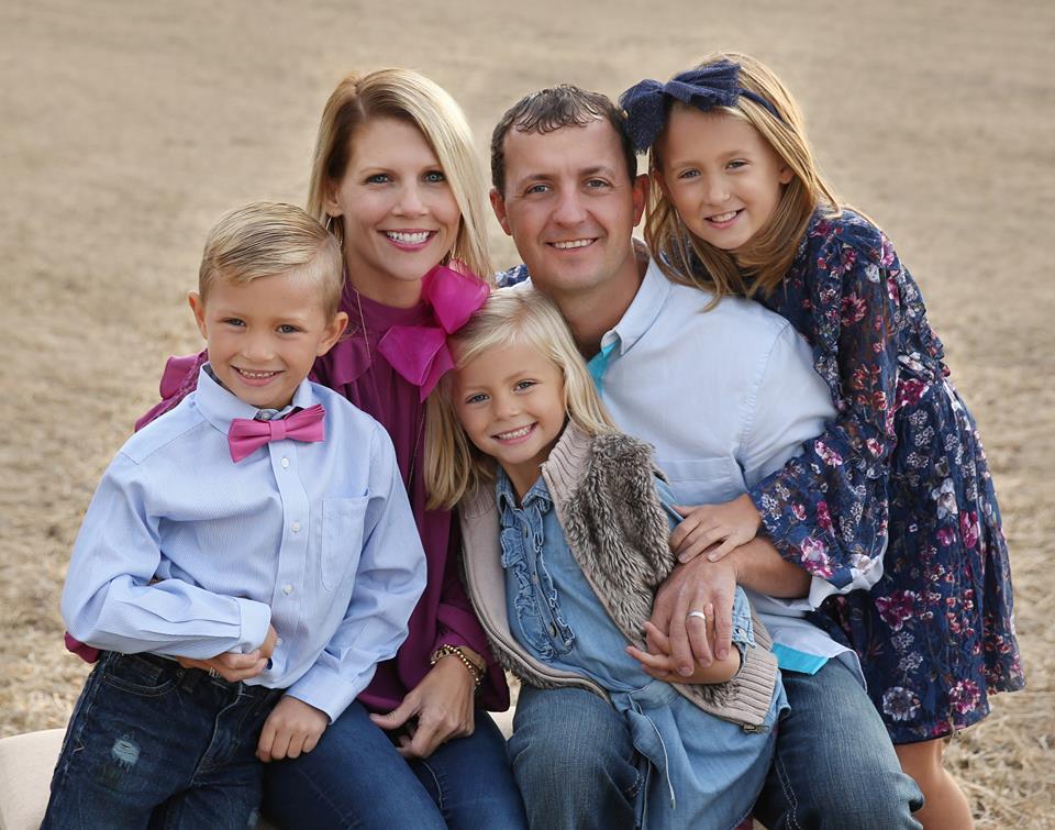 Brian Stevens Family Pic